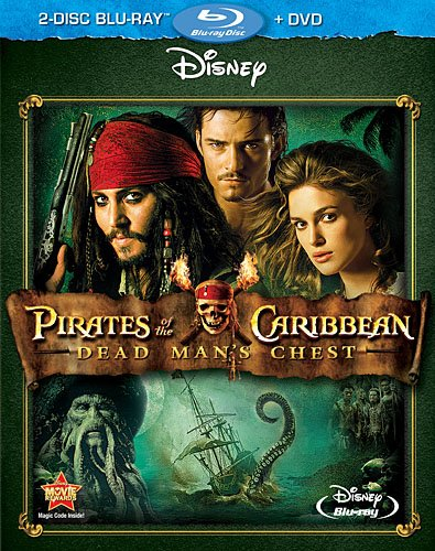 Pirates of the Caribbean: Dead Man's Chest [Blu-ray]