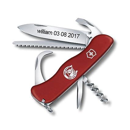 Amazon.com: Navaja suiza personalizado grabado – Victorinox ...