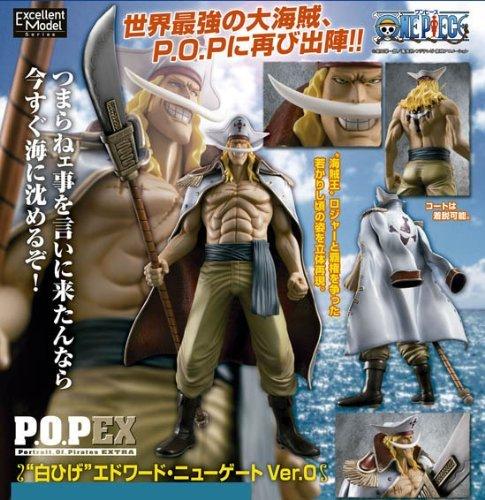 P.O.P Portrait.Of.Pirates ワンピースシリーズ NEO-EX `白ひげ` エドワード・ニューゲート Ver.0