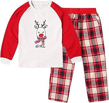 Pijamas Navidad Familia Pijama Cuadros Familiares Navideñas ...