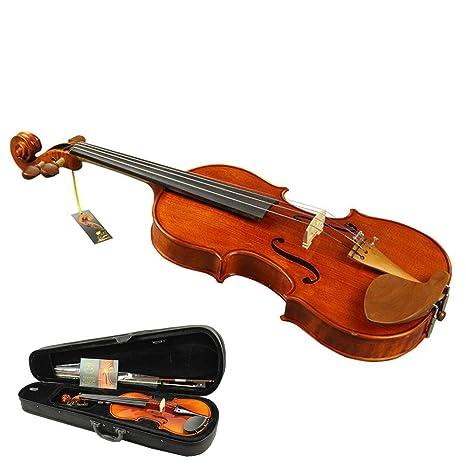 Violín de instrumentos musicales Múltiples tamaños Violín ...
