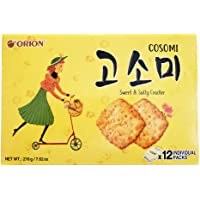 Orion Gosomi Sweet & Salty Cracker 216g 12 individual Packs