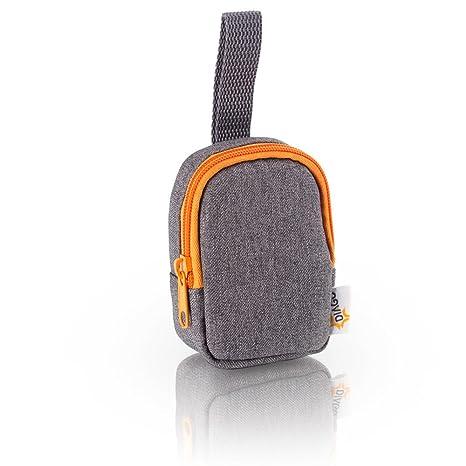 Diago 30050.75274 Deluxe - Funda para chupete, color gris y ...