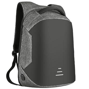 Mochila antirrobo del ordenador portátil del negocio con la interfaz de carga del USB, bolso