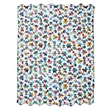 Patch Magic Queen Granma's Memories Quilt, 85-Inch by 95-Inch