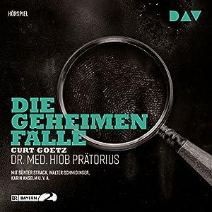 Dr. med. Hiob Prätorius (Die geheimen Fälle) Hörspiel