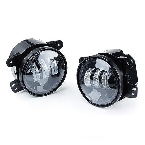 Fog Light Bulbs For 2012 Jeep Wrangler Amazon Com