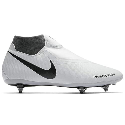 super popular 3d9a2 8c21c Nike Jr Phantom Vsn Academy DF SG, Zapatillas de fútbol Sala Unisex Niños   Amazon.es  Zapatos y complementos
