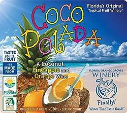 Florida Orange Groves Coco Polada