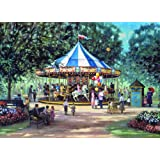 Cobble Hill 1000 Piece Puzzle - Childrens Carousel