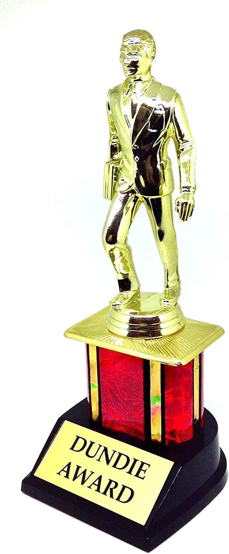 Office Trophy Dunder Mifflin Awards Dundie Award Troph/äe f/ür das B/üro