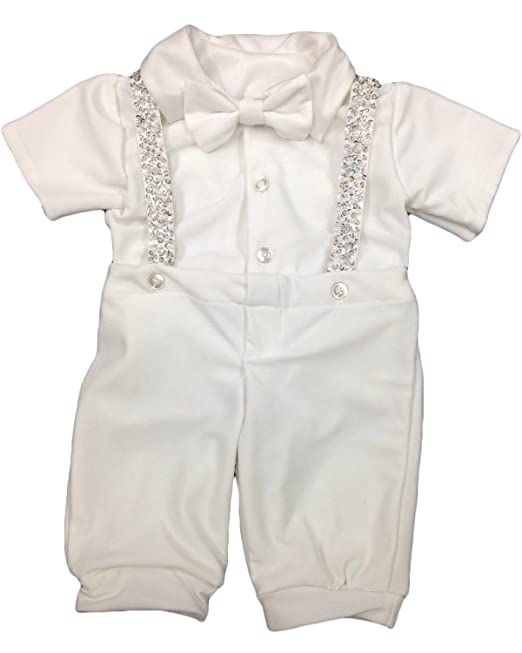f62796693 Newdeve Baby-boys Christening Outfits Long Baptism Gowns For Todder (0-3  months