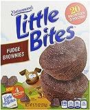 Entenmann's Little Bites Fudge Brownie Pouches 3 Boxes