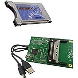 AlphaCrypt Light CI - Módulo Versión R2.2+ USB HMP de CI programador, módulo F. AlphaCrypt (bundle)