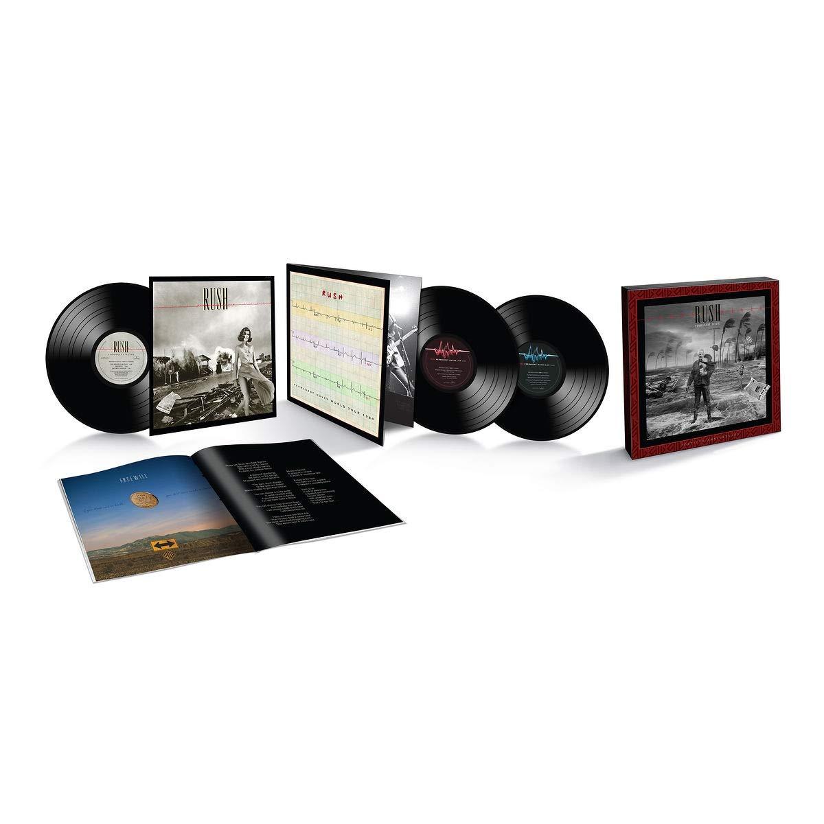 Permanent Waves (40th Anniversary) [3 LP]