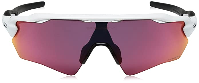 d694b10cbb98 Amazon.com : Oakley Boys' Radar Ev Xs Path Rectangular Sunglasses, Carbon,  31 mm : Sports & Outdoors