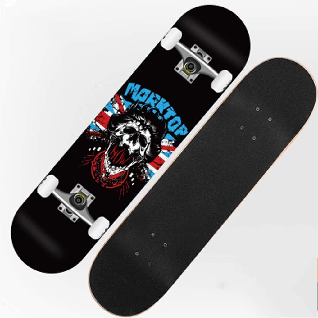 【メール便送料無料対応可】 スケートボード大人の女の子ストリート四ラウンド二国間傾斜スケートボード初心者子供の男のステップ (色 : Ghost Ghost) B07KXRBJ3K Ghost) Ghost, クダマツシ:28137742 --- a0267596.xsph.ru