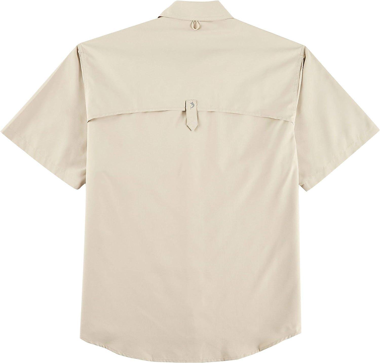 Reel Legends Mens Big & Tall Saltwater Short Sleeve Shirt 71KleABj03L