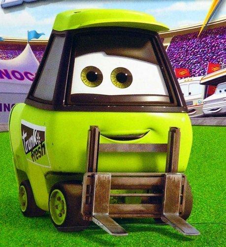 (Disney Pixar CARS Race-O-Rama 1:55 Scale Die Cast Trunk Fresh Pitty)