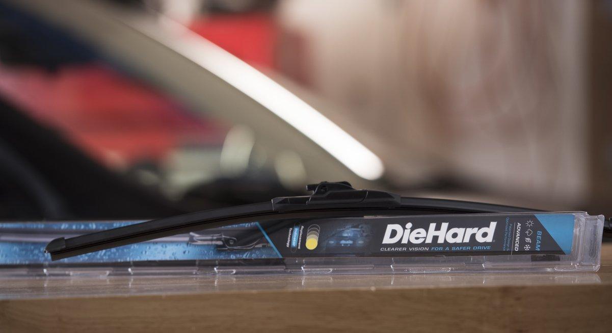 1 Pack DHB16 DieHard 16 Beam Wiper Blade