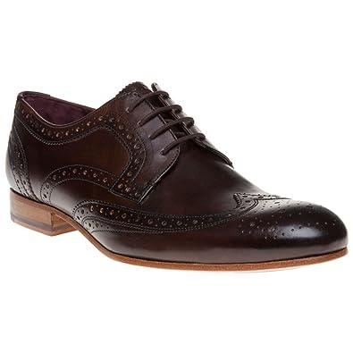 12ddcb52b16b Ted Baker Men s Gryene Brogues  Amazon.co.uk  Shoes   Bags