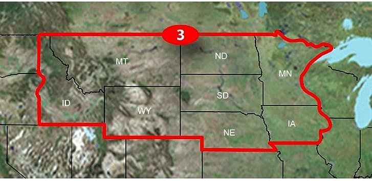 Garmin Topo Map US 24K North Central, SD/MSD: Amazon.es: Juguetes y juegos