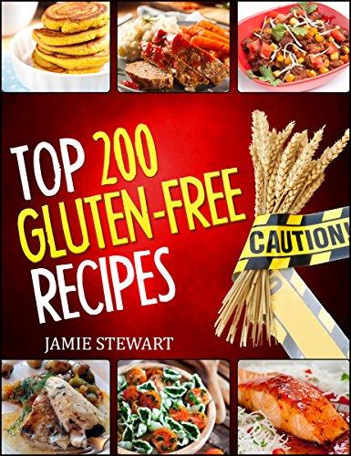 Gluten Free Cookbook cookbook breakfast desserts ebook