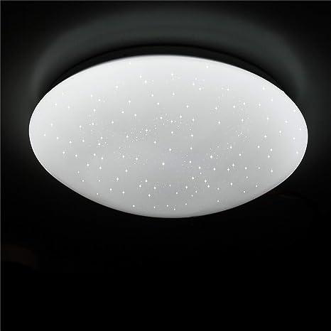 Lámpara LED de Techo, Plafón con Radar Sensor de Movimiento ...
