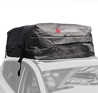 Faltbar Dachkoffer Universal Auto Dachtasche Wasserdicht Dachbox 580 Liter 600D