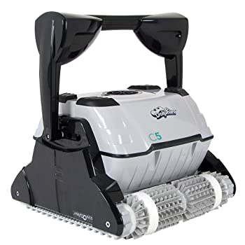DOLPHIN C5 Commercial Pool Vacuum Cleaner