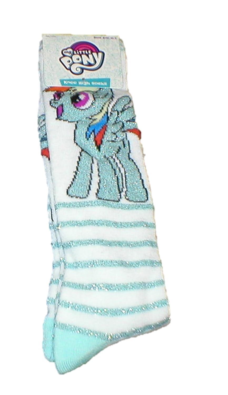 Toddler Girls 10-4 Knee High Character Socks Pony Tsum Princess Troll Emoji Moana