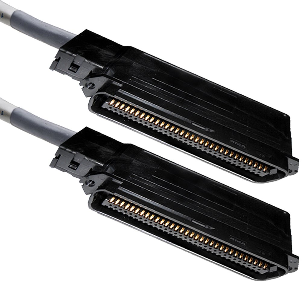 American Cable Assemblies 32 Pair Telco Cat 3 24AWG AMP Male to Male 25'