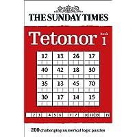 The Sunday Times Tetonor Book 1 (Puzzle Books)