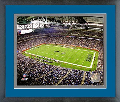 Ford Field Detroit Lions Photo (Size: 12.5