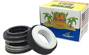 Tiki Island Pool Express Compatible with 354545 Challenger, Dynamo, Pinnacle Pool Pump Shaft Seal