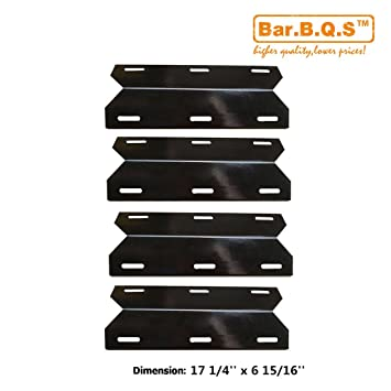 bar. b.q.s Reemplazo parrilla porcelana placa de calor de ...