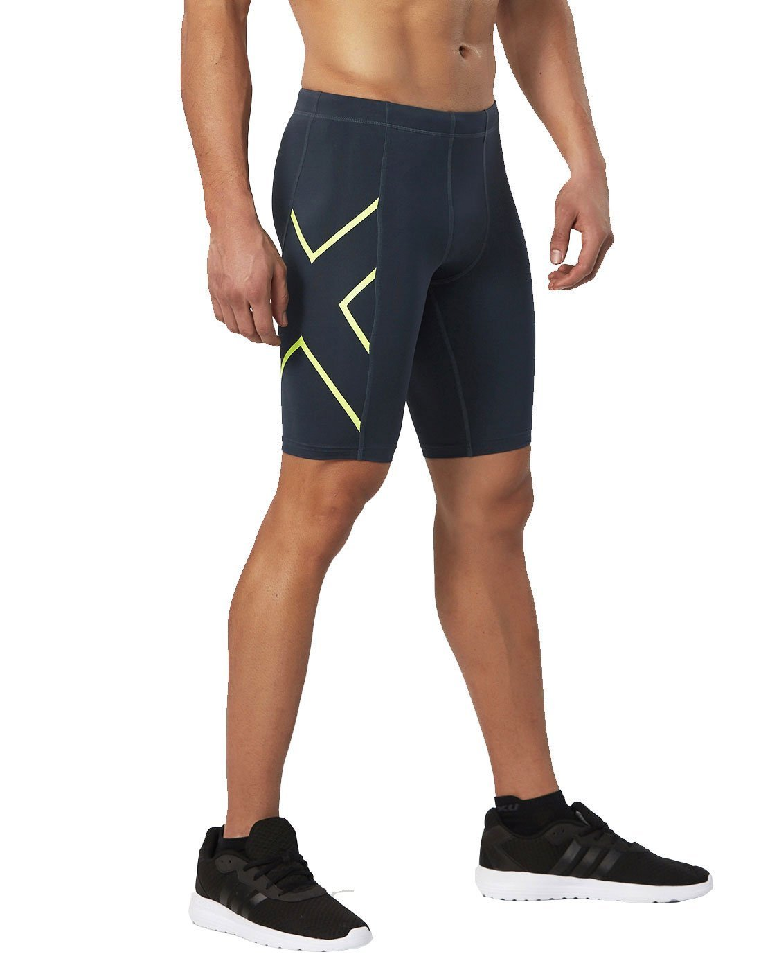 2XU Men's Core Compression Shorts 2XU Pty Ltd MA3851b-P