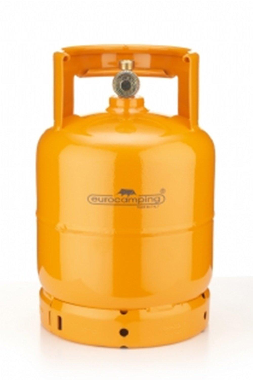 BOMBOLA RICARICABILE DA CAMPEGGIO 3 KG- (7 L) GAS CAMPER VUOTA RICELSUD.IT