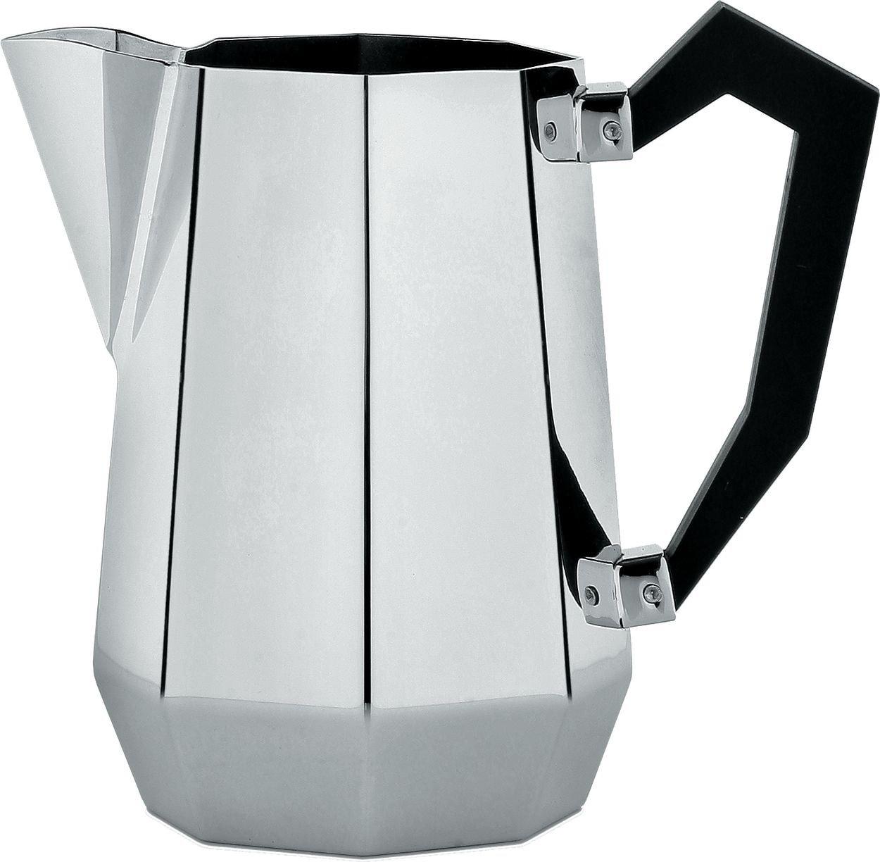 Alessi 25 cl Milk Jug in 18//10 Stainless Steel Mirror Polished