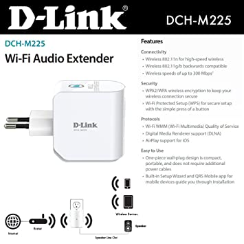 D-LINK DCH-M225 DRIVER FOR MAC DOWNLOAD