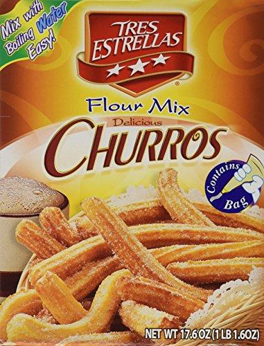churro flour - 2
