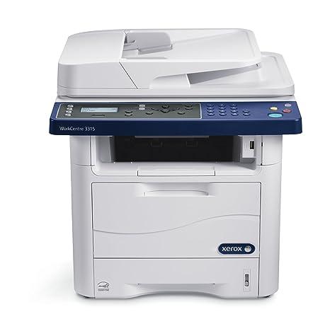 Amazon.com: Impresora multifunción monocromá ...