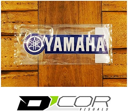 DCor Sticker Decal Officially Licensed Yamaha 6 40-50-106