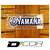 D'Cor Sticker Decal Officially Licensed Yamaha