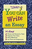 You Can Write an Essay, Jennifer Rozines Roy and Johannah Haney, 0766020916