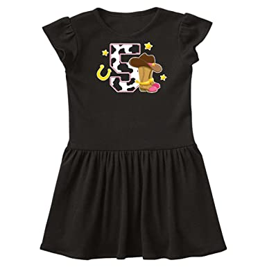 Amazon Inktastic Cowgirl Birthday Five Years Old With
