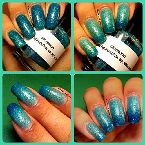 ombre color changing