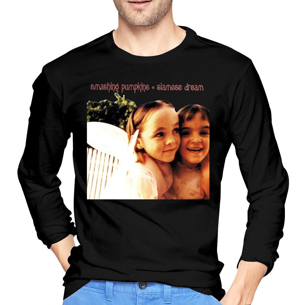 Fssatung S The Smashing Pumpkins Siamese Dream Tee Black Shirts