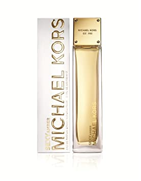 9ffeb5c482fed Michael Kors Sexy Amber Eau de Parfum for Women 100 ml  Amazon.co.uk ...