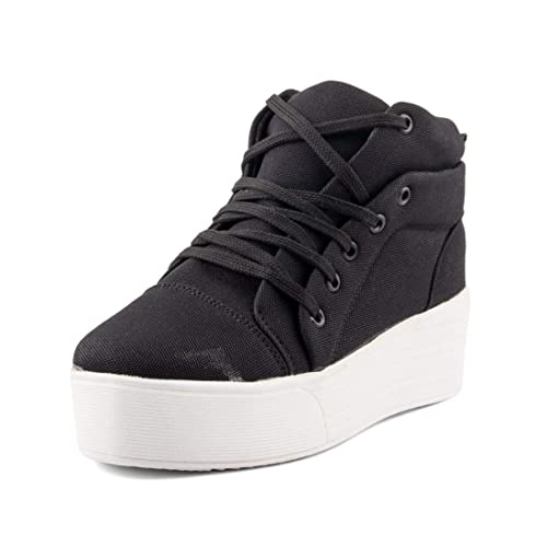 Commander High Ankle Sneakers for Women